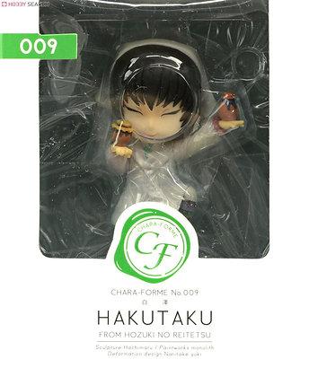 Empty Hozuki`s Coolheadedness Chara-Forme Hozuki no Reitetsu Hakutaku PVC Figure