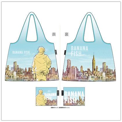 """Banana Fish"" Eco Bag Illustration"