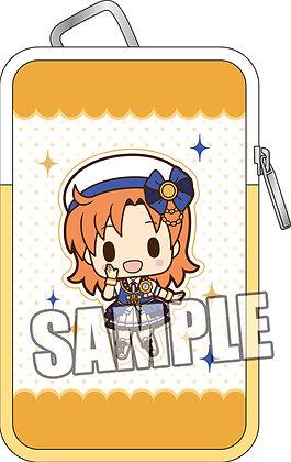 """The Idolmaster Million Live!"" Mobile Pouch Yabuki Kana Mini Chara Ver."