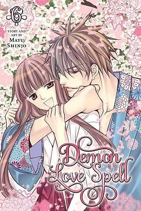 Demon Love Spell, Vol. 6: Final volume! (6) Manga Book