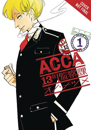 ACCA 13 TERRITORY INSPECTION DEPT GN VOL 01