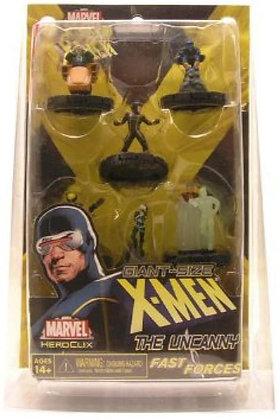 Marvel HeroClix The Uncanny X-Men Fast Forces