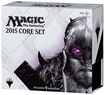 MTG Magic the Gathering 2015 / M15 Fat Pack