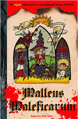 MALLEUS MALEFICARUM GUIDE TO CATCHING WITCHES GN AMAZE INK (SLAVE LABOR GRAPHIC