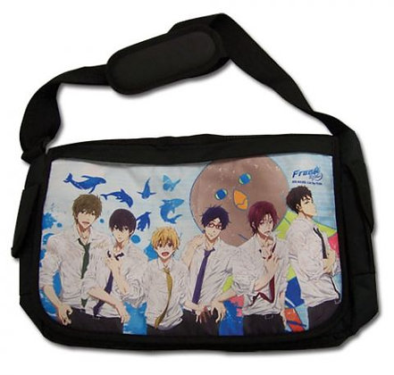 Bag: Free! 2 - Group & Iwatobi Messenger