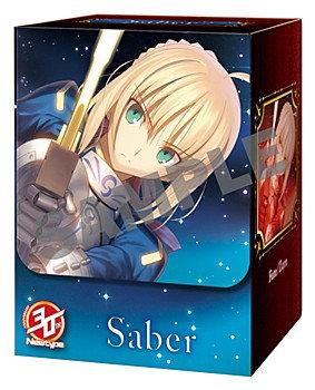 """Newtype 30th Anniversary Deck Case """"Fate/Zero"""" Saber"""