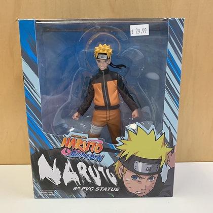 Naruto Shippuden Naruto 6 Inch PVC Statue