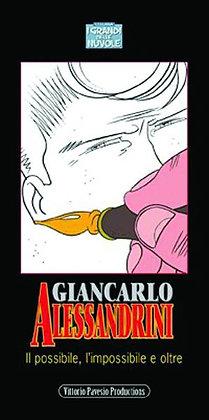 GIANCARLO ALESSANDRINI (MR) (C: 0-1-2) PAVESIO (W/A/CA) Giancarlo Alessandrini (