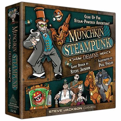 Steve JacksonMunchkin Steampunk Deluxe Board Game