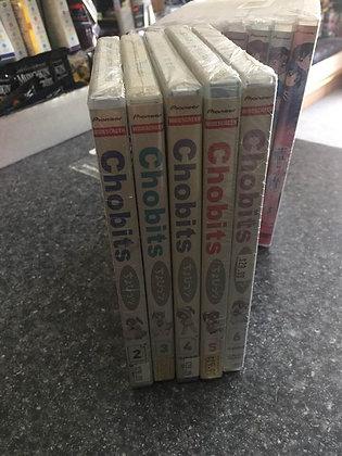 Chobits  Vol. 2,3,4,5,6 DVD