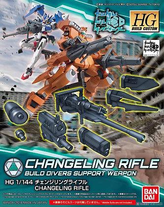 Changeling Rifle (HGBC) (Gundam Model Kits)
