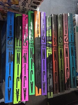 Ajin Vol. 1,2,3,4,5,6,7,8,9,11,12 (Manga) ( 11 Books)
