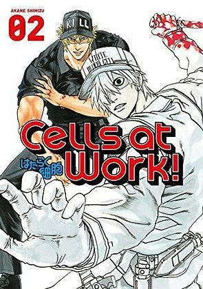 CELLS AT WORK CODE BLACK GN VOL 2