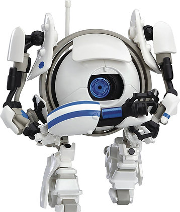 PORTAL 2 ATLAS NENDOROID Action Figure