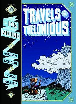 Part graphic novel, part text, this fantastical story follows Thelonius Chipmunk