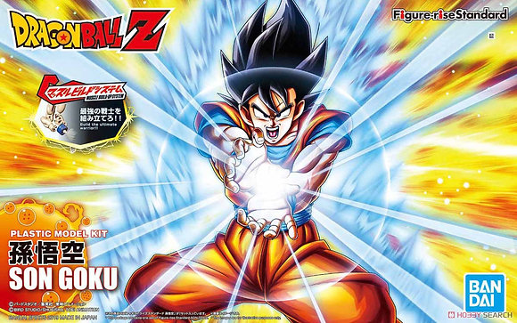 BandaiDragon BallFigure-rise Standard Son Goku (Plastic model)