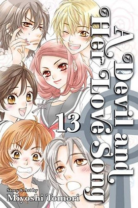 Devil and Her Love Song VOL 1,2,3,4,5,6,7,8,9,10,11,12,13 MANGA