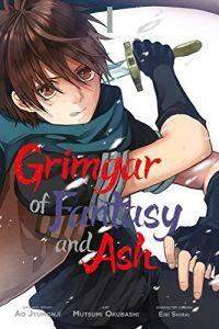 Grimgar of Fantasy and Ash Vol. 1,2,3 (Manga) (Books)