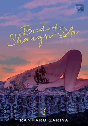 BIRDS OF SHANGRI-LA GN VOL 01 (MR) (MANGA) SUBLIME (W/A/CA) Ranmaru Zariya