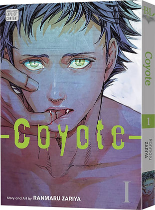 COYOTE GN VOL 01