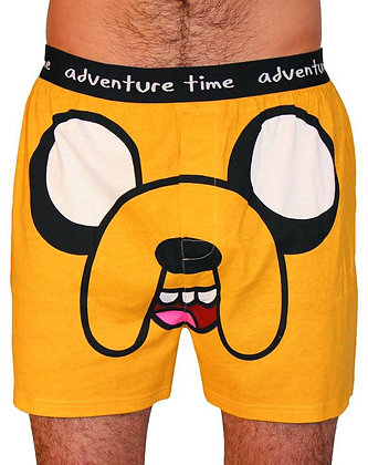 Adventure Time  JAKE FACE MENS BOXER SHORTS MED  UNDERBOSS PRODUCTIONS