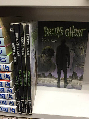 BRODYS GHOST TP VOL 1,3,4,5,6 (5 Books)