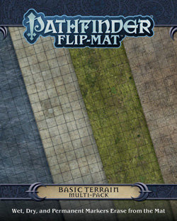 "PATHFINDER RPG: FLIP-MAT - ""BASIC TERRAIN"" MULTI-PACK"
