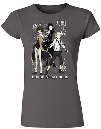 BUNGO STRAY DOGS - GROUP JRS. T-SHIRT