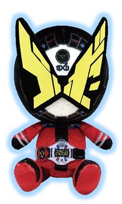 """""""Kamen Rider Zi-O"""" Chibi Plush Kamen Rider Geiz"""
