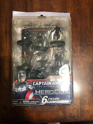 Captain America: The Winter Soldier: 6 Figure: Starter Set