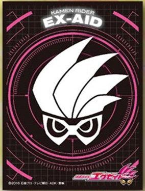 """Character Sleeve """"Kamen Rider EX-AID"""" Kamen Rider EX-AID Emblem"""