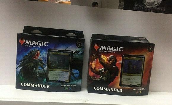 MTG Commander Legends Commander Decks