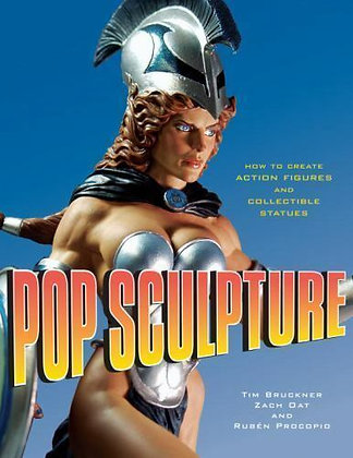 POP SCULPTURE HT CREATE ACTION FIG & STATUES SC (C: 0-1-2) CROWN BOOKS (W) Tim B