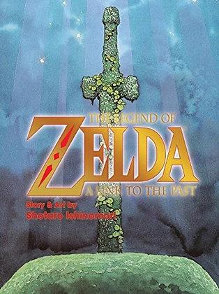 The Legend of Zelda: A Link to the PastPaperback – May 5, 2015  byShotaro Ishi