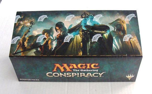 English Magic the Gathering Conspiracy 36 - Pack Sealed