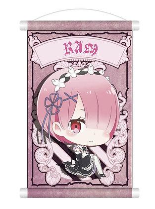 """""""Re:Zero kara Hajimeru Isekai Seikatsu"""" Mini Tapestry Ram"""