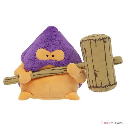 Dragon Quest Smile Slime Monster Plush Hammer Hood by Square Enix