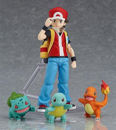 "figma ""Pokemon"" Red"
