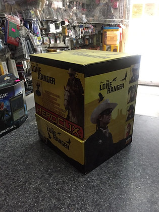 Heroclix The Lone Ranger 24 -BLIND PACK GRAVITY FEED DISPLAY