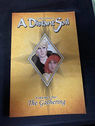 A Distant Soil Volume 1: The Gathering Paperback – Illustrated, August 20, 2013