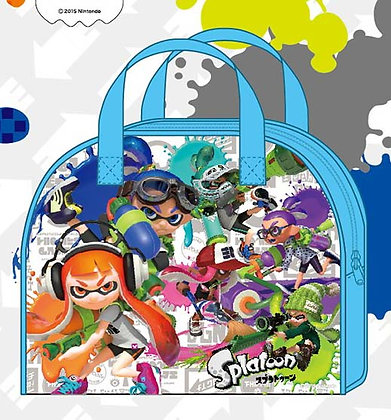 """Splatoon"" Beach Bag Series Boston Bag"