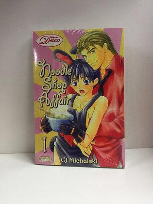 Noodle Shop Affair Volume 1 (Yaoi) by C. J. Michalski  | May 26, 2009