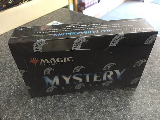 Sealed Magic The Gathering Mystery Booster Box (24ct)