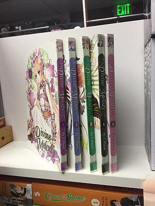 DIVINE MELODY GN Vol. 1,2,3,4,5 (Manga)  (Books)  DR MASTER PUBLICATIONS INC (W/