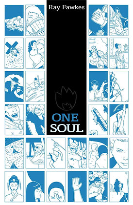ONE SOUL HC GN ONI PRESS INC. (W/A/CA) Ray Fawkes From visionary cartoonist Ray