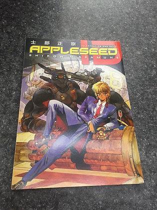 APPLESEED ID TP DARK HORSE COMICS Shirow Masamune