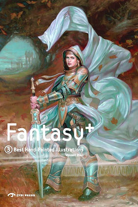 FANTASY PLUS SC VOL 03 HAND PAINTED ILLUSTRATIONS (C: 0-1-2) GINGKO PRESS (W) Vi