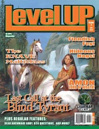 Level Up #3 (4th Edition GSL Magazine)