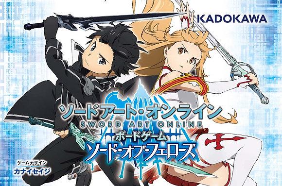 """Sword Art Online"" Board Game Sword of Fellows"
