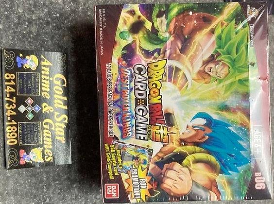 Dragon Ball Super Series 6 Destroyer Kings TCG Booster Display Box